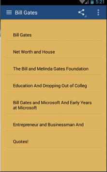 Bill Gates screenshot 1