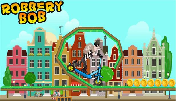 New robery bob 5 adventures screenshot 2