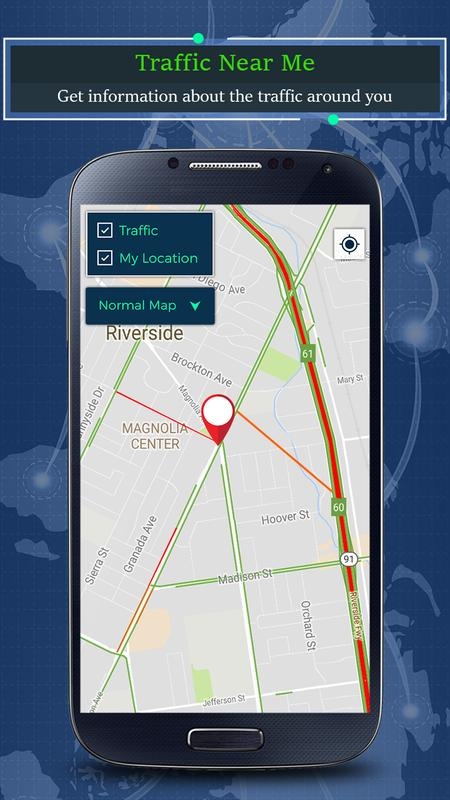 Maps Gps Navigation Direction Traffic Near Me For Android Apk