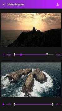 Video Merger screenshot 2