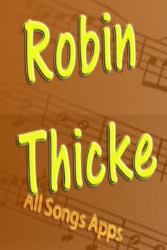 All Songs of Robin Thicke poster