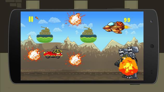 Subway Robocar Heli screenshot 3