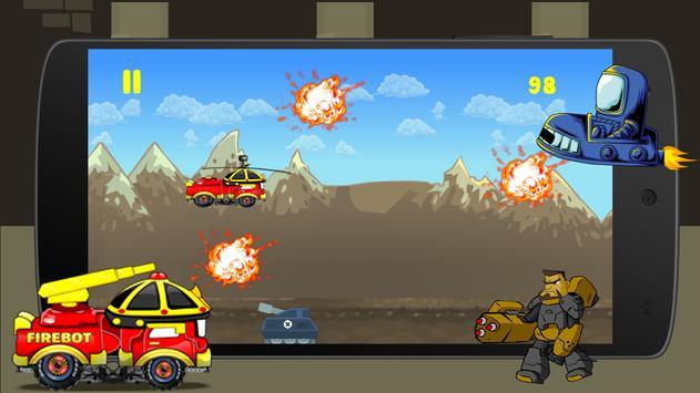 Subway Robocar Heli screenshot 1