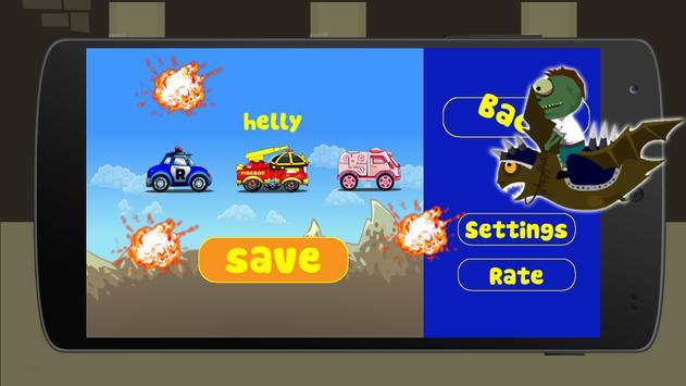 Subway Robocar Heli screenshot 2