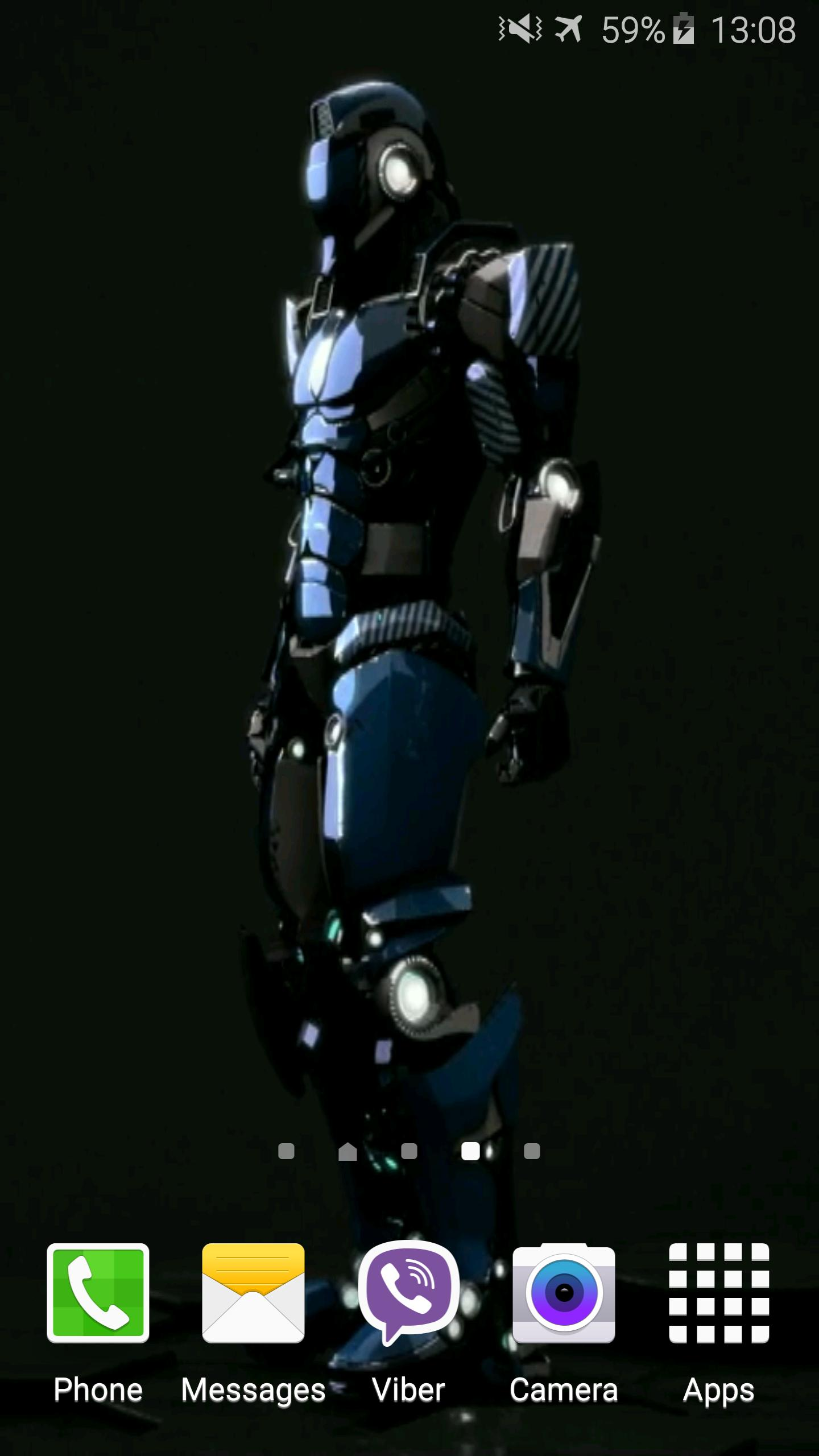Robot 3D Live Wallpaper For Android APK Download