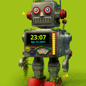 ROBOT Live Wallpaper Trial icon