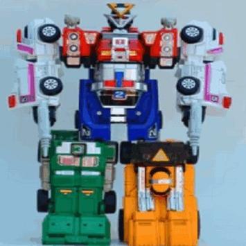 enigma revolution robot ranger hero screenshot 2