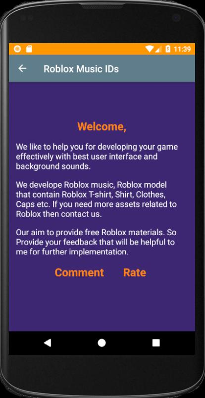 Free Roblox Music Roblox Music Ids For Android Apk Download