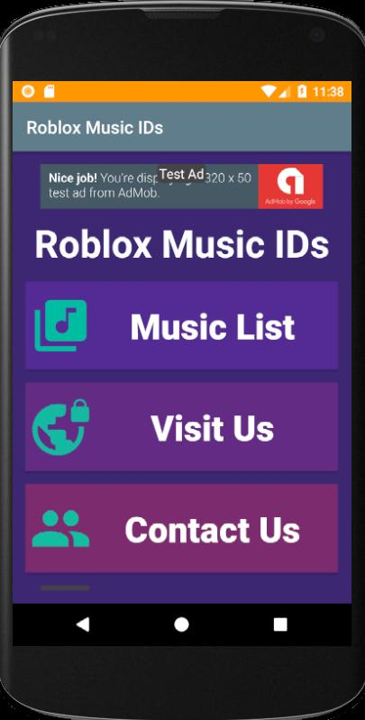 Roblox Music IDs for Android - APK Download