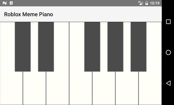 Roblox Oof Piano - Original Death Sound Meme screenshot 1