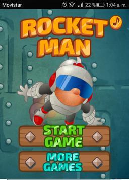 The Rocketman Game poster