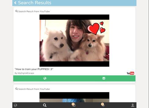 VUSE Videos - BETA (Unreleased) apk screenshot