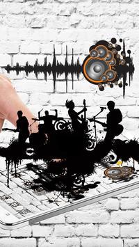 Rock N Roll Music Theme apk screenshot