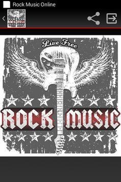 Radio Rock Online Free screenshot 3