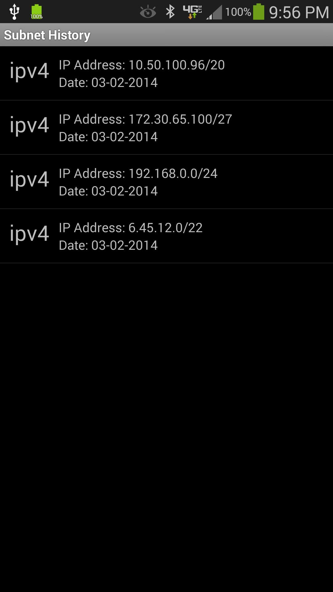 ipv4 Subnet Calculator for Android - APK Download