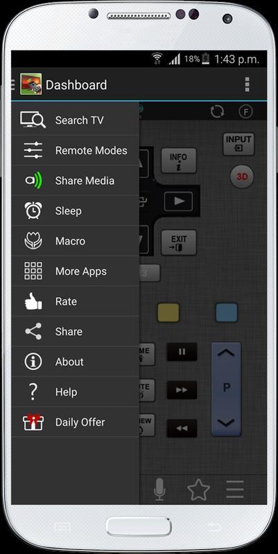 Tv Remote For Lg Smart Tv Remote Control Apk Download