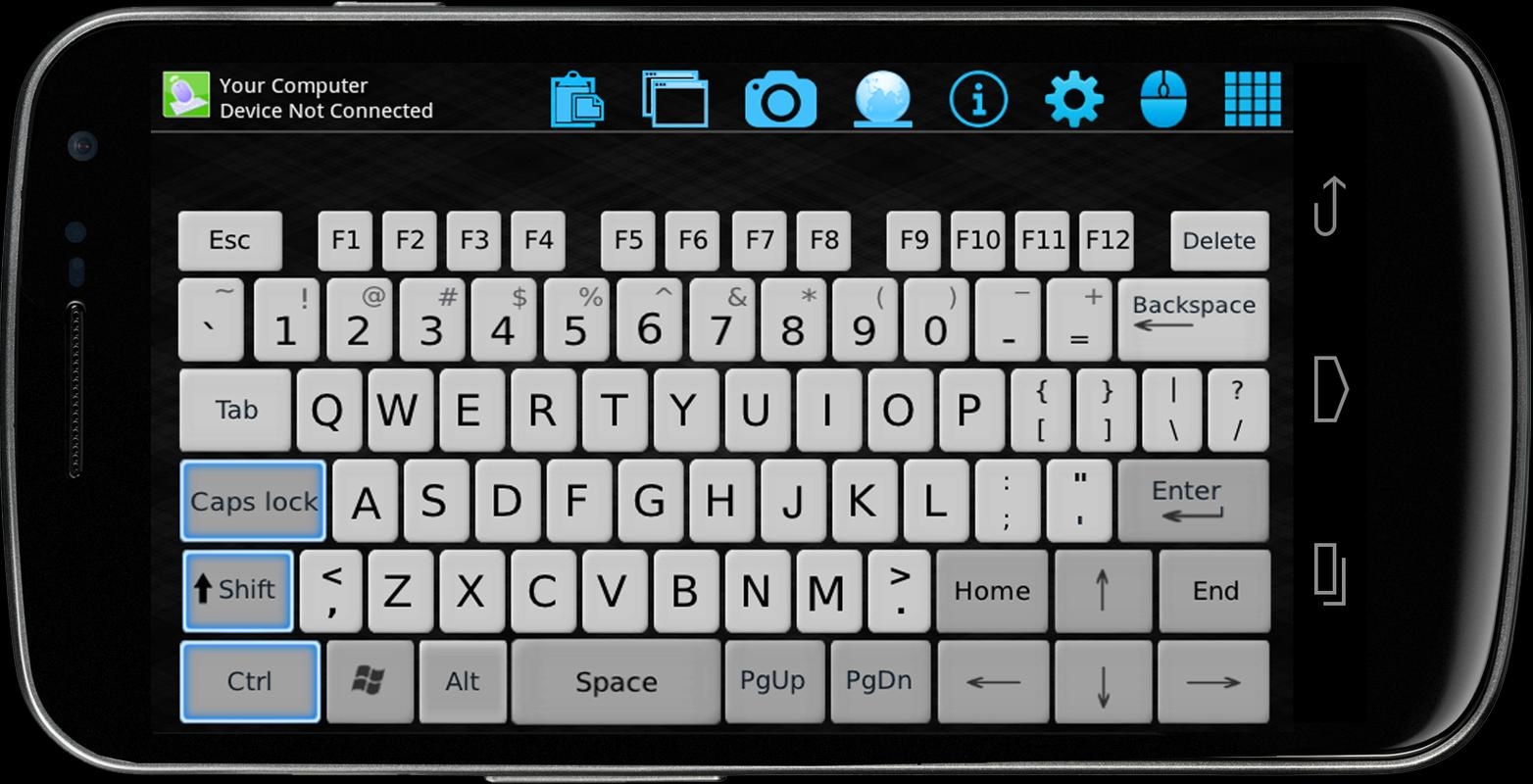 Wireless Mouse Keyboard for Android - APK Download