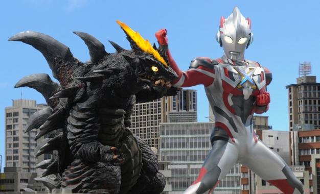 Download Game Ultraman Fighting Evolution 3 Android Apk