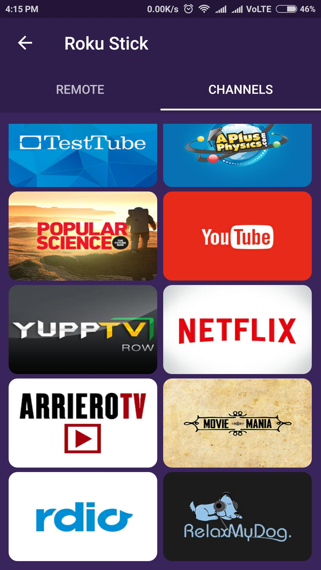 Roku Remote Pro+ for Android - APK Download
