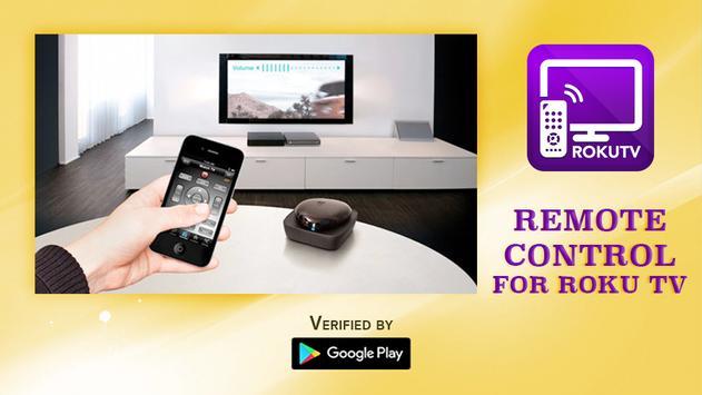 Roku TV Remote Control ✅ poster