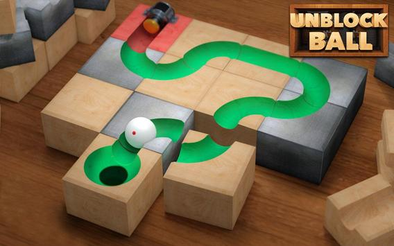 Unblock Ball - Block Puzzle स्क्रीनशॉट 11