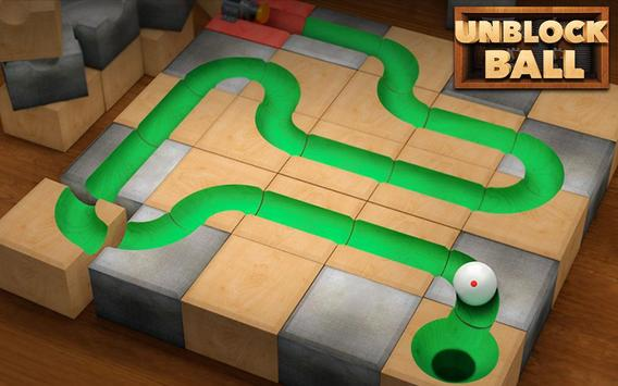 Unblock Ball - Block Puzzle स्क्रीनशॉट 14