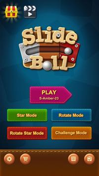 Unblock Ball ✪ Slide Puzzle poster