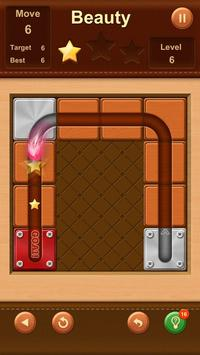 Unblock Ball ✪ Slide Puzzle screenshot 11