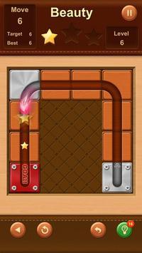 Unblock Ball ✪ Slide Puzzle screenshot 3