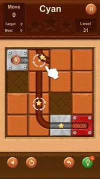 Unblock Ball ✪ Slide Puzzle screenshot 5