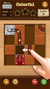 Ball ✪ Slide Puzzle to Unblock poster