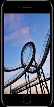 Roller Coaster Simulator apk screenshot