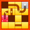 Slide Puzzle: Unblock the Rolling Ball-icoon