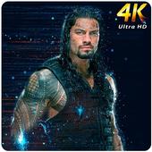 Roman Reigns 4K Wallpaper 2018 icon