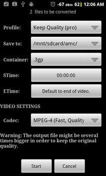 descargar video converter android pro apk