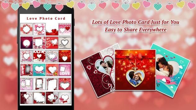 Love Collage Maker poster