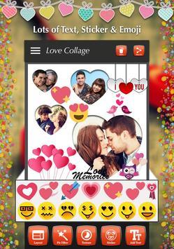 Love Collage Maker apk screenshot
