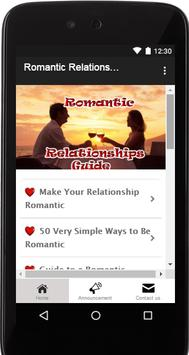 Romantic Relationships Guide poster