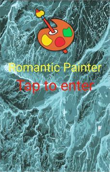 Romantic Painter poster