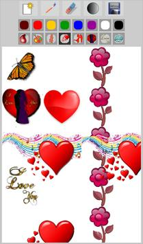 Romantic Painter apk screenshot
