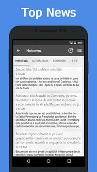 News Romania apk screenshot