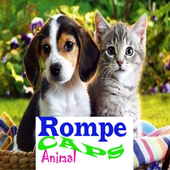 Rompe Caps Animal icon