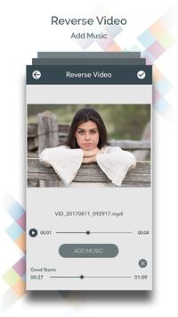 Reverse Video - Video Editor screenshot 2