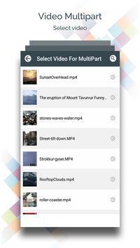 Video Multi Cutter screenshot 1