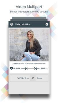 Video Multi Cutter screenshot 2