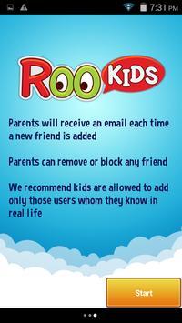 Roo Kids - Chat App screenshot 5