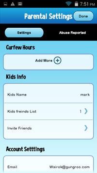 Roo Kids - Chat App screenshot 6