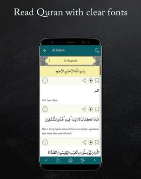 Read Al Quran With Translations Full Offline スクリーンショット 1
