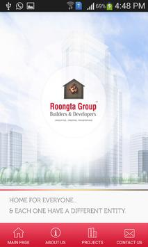 Roongta Group poster
