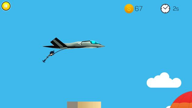 Rope Swing - Avenger Stickman apk screenshot